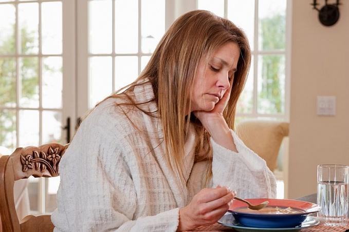 Потеря аппетита - Онкоксин